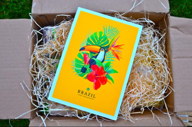 La Brazil Bonne Box !