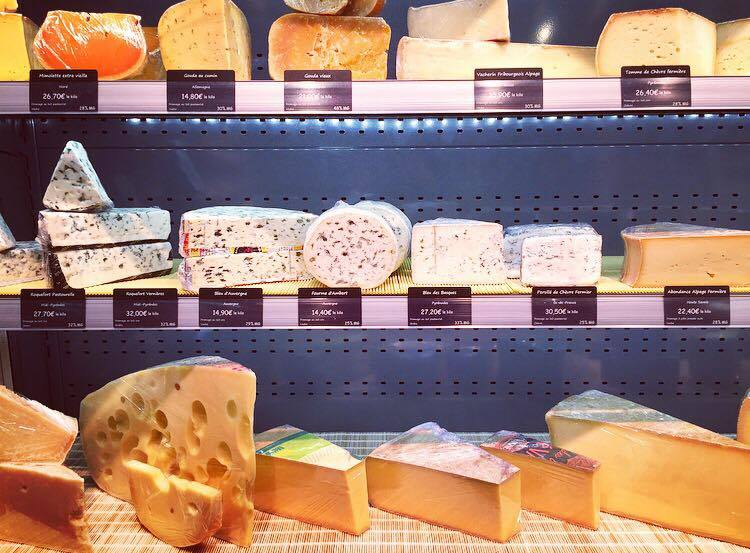 Charlicot, pour l'amour du fromage