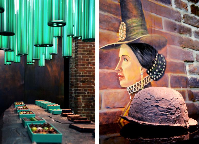 En tête à tête avec Patrick Roger, l'artiste chocolatier.
