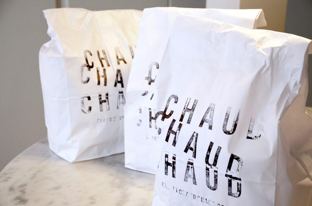 Chaud Chaud Chaud : chaud patate !