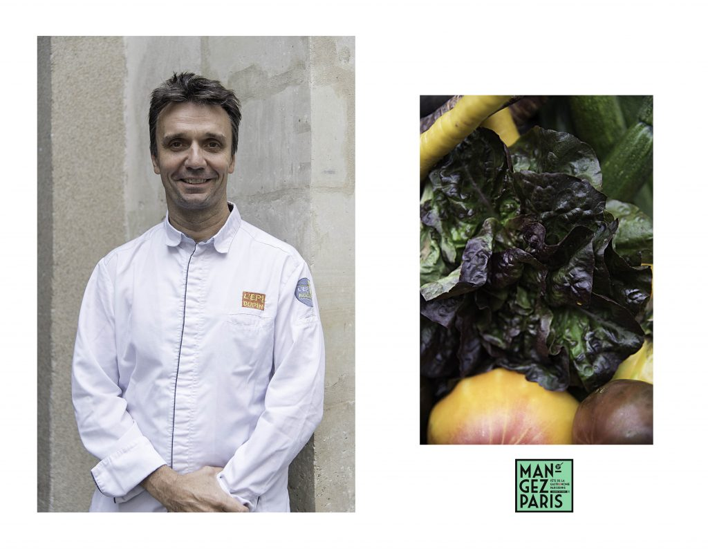 François Pasteau - Hôtel de l'industrie et Food temple - Mangez Paris - ® Festin Conseil _ Marie Genin